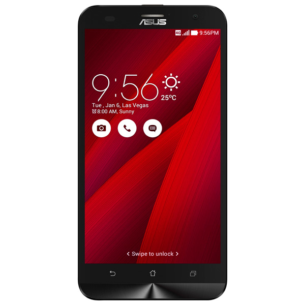 ASUS Zenfone 2 Laser ZE550KL 32Gb Red (1C250RU)