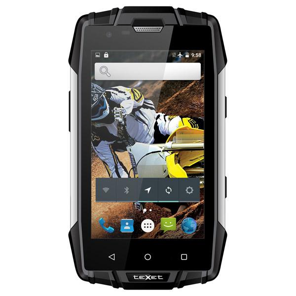 Смартфон teXet TM-4083 карты памяти