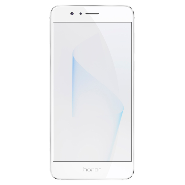 Смартфон Huawei Honor 8 32Gb White (FRD-L09) сотовый телефон huawei honor 8 4gb ram 32gb frd l09 white