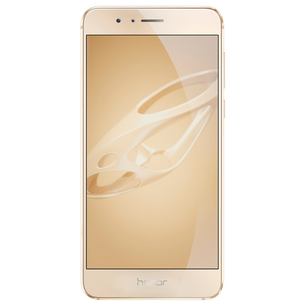 Смартфон Huawei Honor 8 64Gb Gold (FRD-L19) сотовый телефон huawei honor 8 4gb ram 64gb frd l19 gold