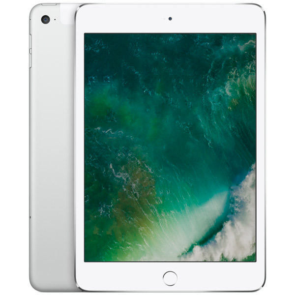 Планшет Apple iPad mini 4 WiFi+Cellular 32Gb Silver (MNWF2RU/A)