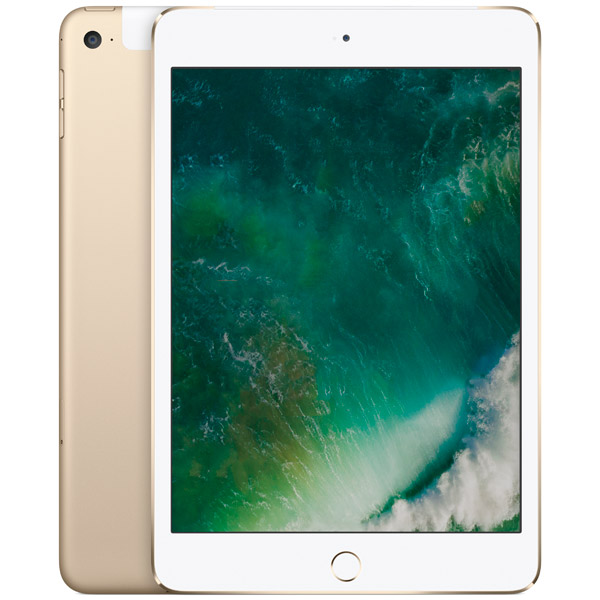 Планшет Apple iPad mini 4 WiFi+Cellular 32Gb Gold (MNWG2RU/A)