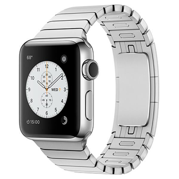 Смарт-часы AppleWatch<br>Датчик ускорения (G-sensor): Да,<br>Вес: 25 г,<br>Материал корпуса: сталь,<br>Сенсорный дисплей: Да,<br>Вибросигнал: Да,<br>Встроенный микрофон: 1,<br>Вид гарантии: по чеку,<br>GPS модуль: Да,<br>Макс. время работы: до 18 часов,<br>Встроенный модуль Bluetooth: 4.0,<br>Страна: КНР,<br>Ширина: 34 мм,<br>Яркость: 1000 кд/кв.м,<br>Цвет: стальной,<br>Высота: 39 мм,<br>Глубина: 11 мм,<br>Измерение пульса: Да,<br>Серия: Watch Series 2,<br>Габаритные размеры (В*Ш*Г): 39*34*11 мм,<br>Операционная система: WatchOS,<br>Водоустойчивый корпус: Да<br><br>Ширина мм: 34<br>Вес г: 25<br>Глубина мм: 11<br>Высота мм: 39<br>Цвет : стальной