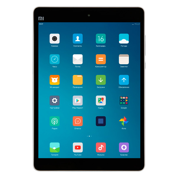 Планшет Xiaomi Mi Pad 8″ 16Gb Wi-Fi White