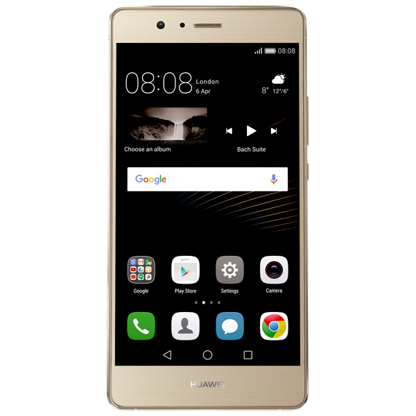 Смартфон Huawei P9 Lite 2/16Gb Gold (VNS-L21)