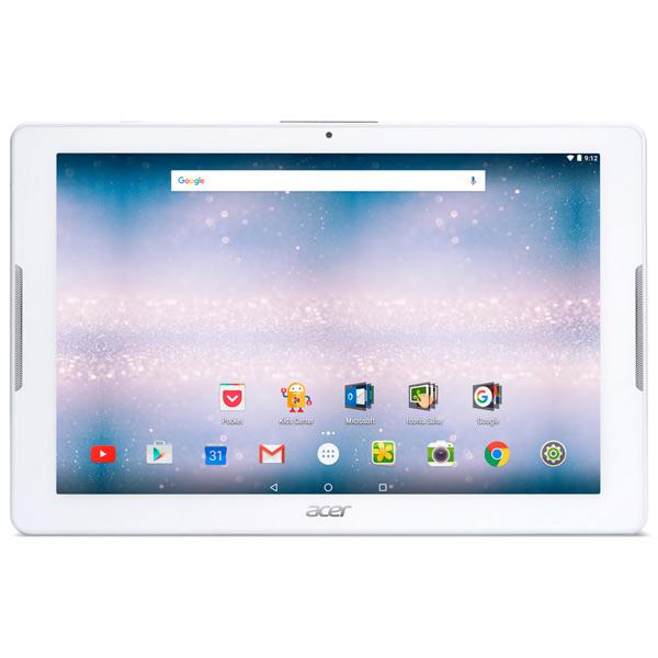 Планшет Acer Iconia One B3-A30 10″ 16Gb Wi-Fi White