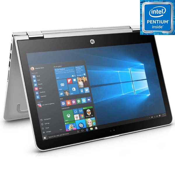 Ноутбук-трансформер HP