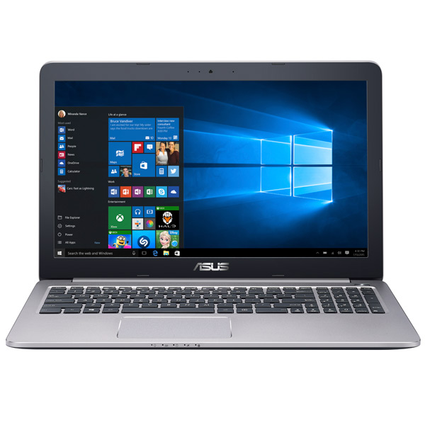 Ноутбук ASUS K501UX-DM201T