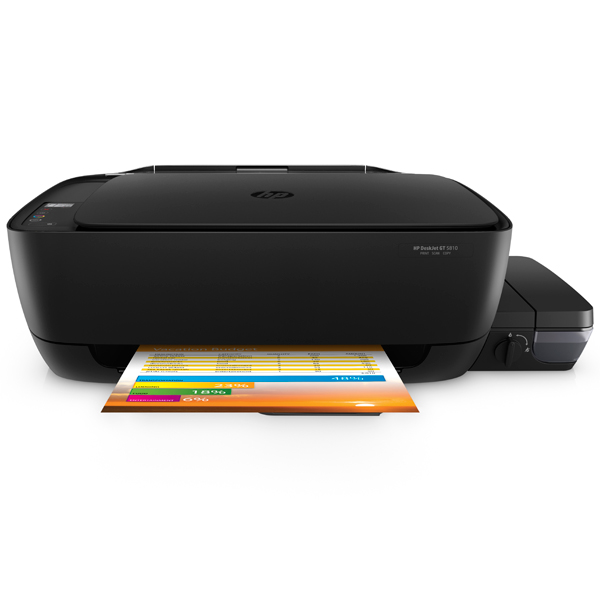 Струйное МФУ HP DeskJet GT 5810