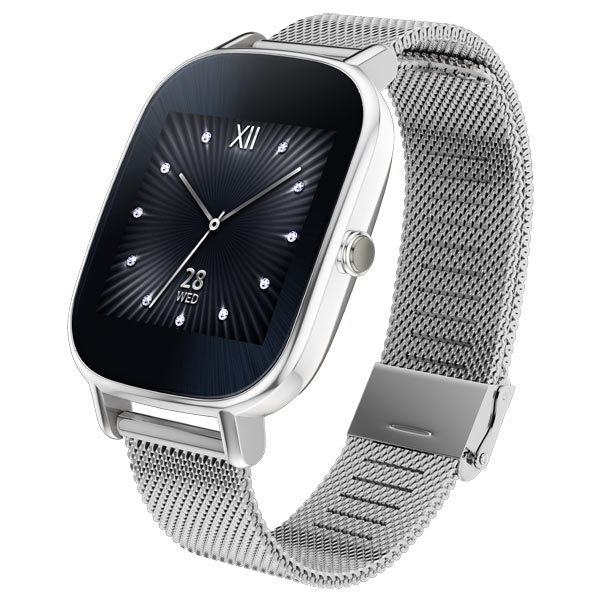 Смарт-часы ASUS ZenWatch 2 WI502Q Metal Strap asus zenwatch 3 wi503q silicon
