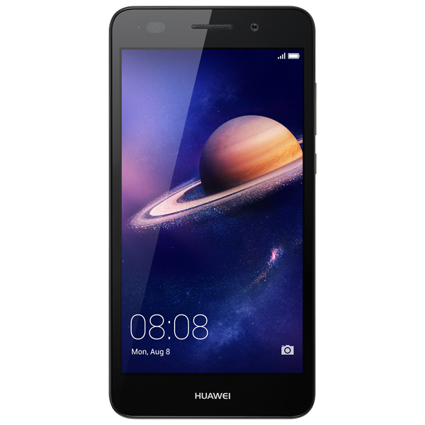 Смартфон Huawei Y6 II LTE Black (CAM-L21)