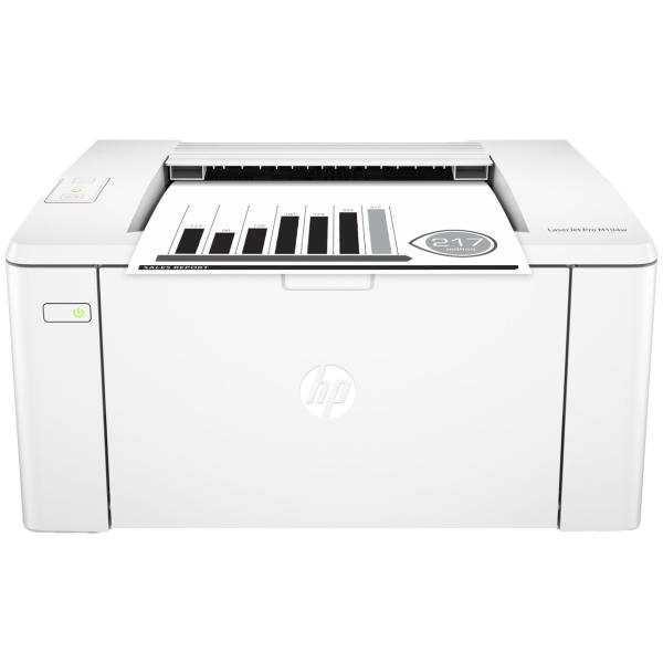 Лазерный принтер HP LaserJet Pro M104w