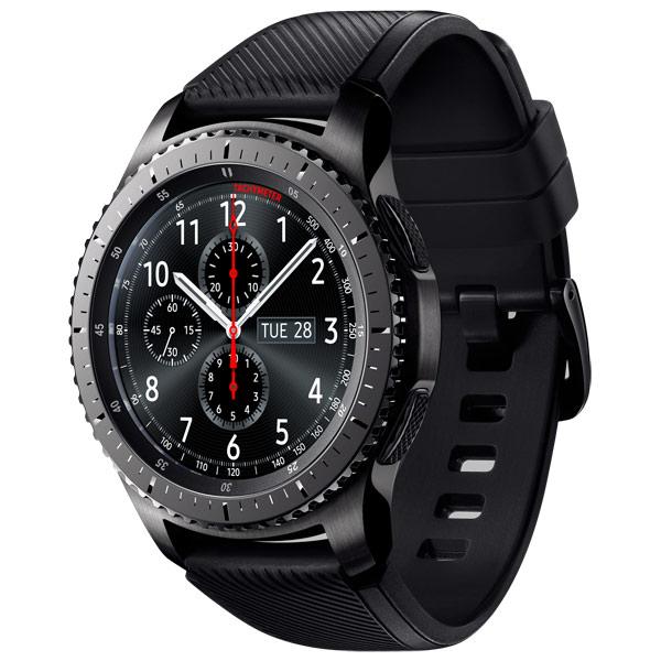 Смарт-часы Samsung Gear S3 frontier (SM-R760NDAASER)