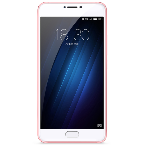 Смартфон Meizu U20 16Gb Rose Gold (U685H) смартфон meizu u20 16gb rose gold