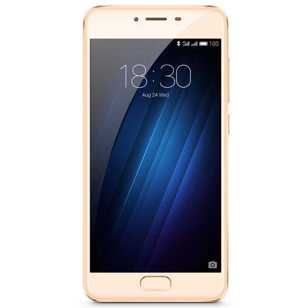 Смартфон Meizu U10 32Gb Gold