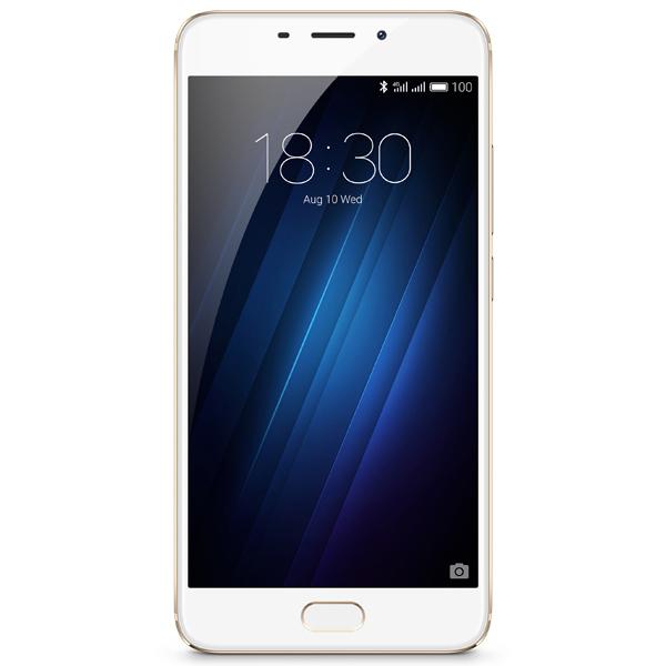 Смартфон Meizu M3E 32Gb Gold