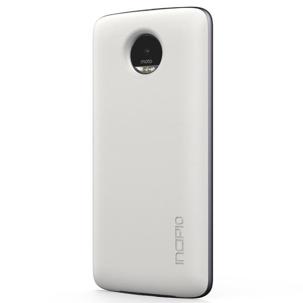 Motorola Cover Battery Incipio offGRID White(ASMESPRWHTEU)