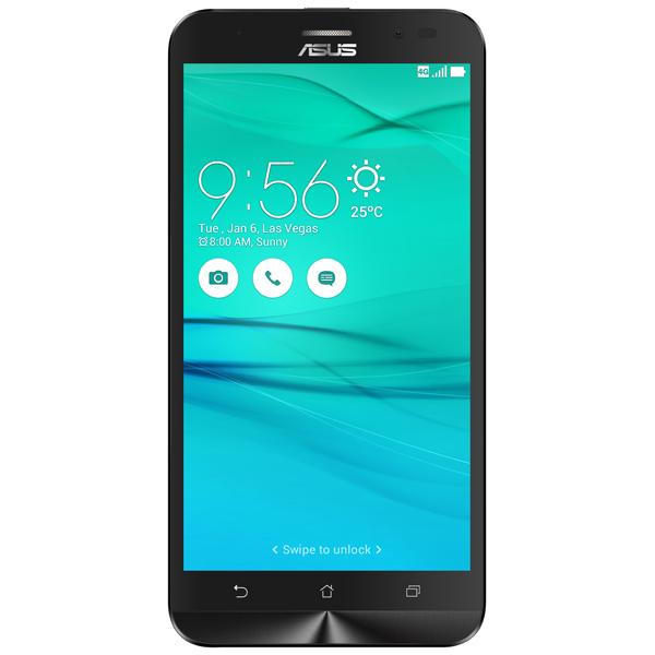 Смартфон ASUS ZenFone Go ZB552KL 16Gb Black