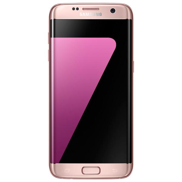 Смартфон Samsung Galaxy S7 edge 32GB DS Pink (SMG935FD)