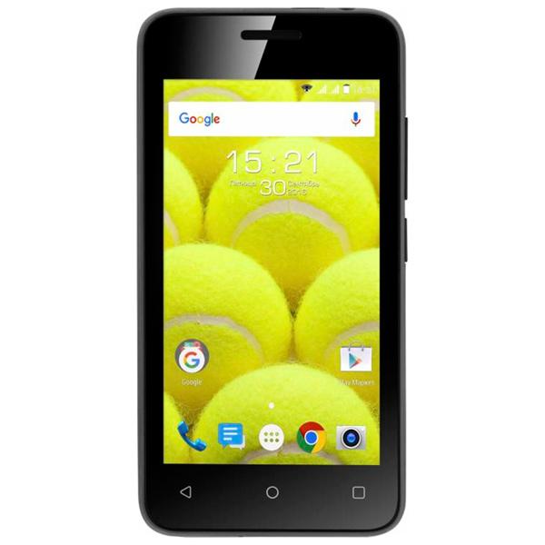 Смартфон Fly STRATUS 6 Black (FS407) мобильные телефоны fly fs407 stratus 6 синий