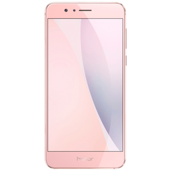 Смартфон Huawei Honor 8 64Gb Pink (FRD-L19) сотовый телефон huawei honor 8 4gb ram 64gb frd l19 gold
