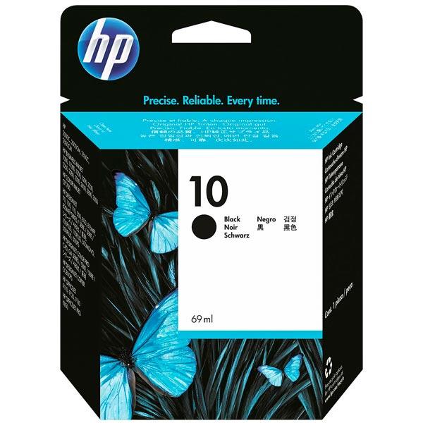 HP, Картридж для струйного принтера, 10 Black (C4844A)