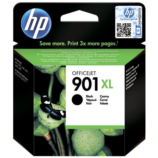 HP, Картридж для струйного принтера, 901XL Black (CC654AE)
