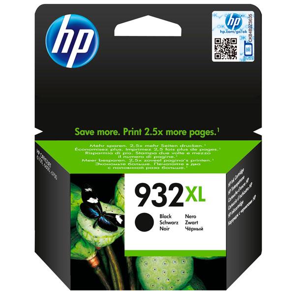Картридж для струйного принтера HP 932XL Black (CN053AE) hp cn053ae 932xl black струйный картридж