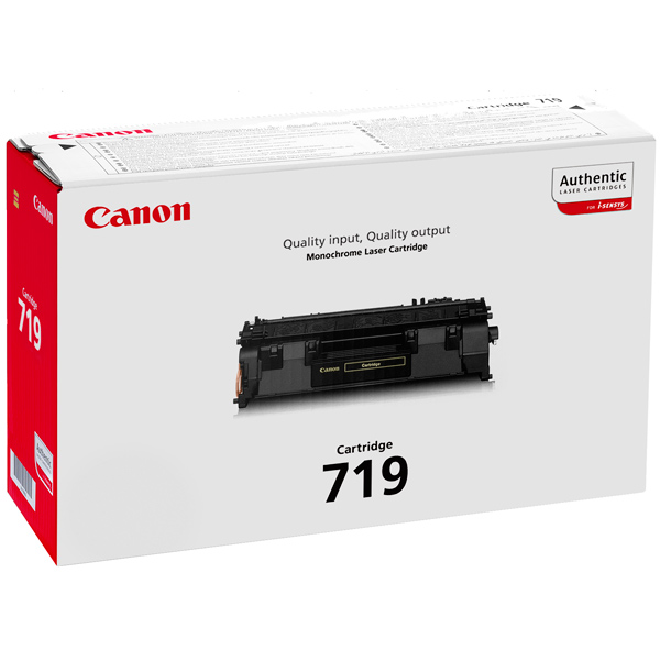 Картридж для лазерного принтера Canon 719 Black