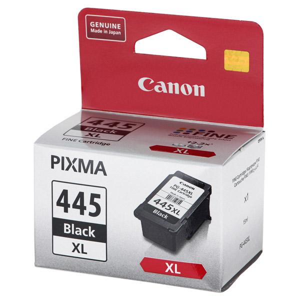 Картридж для струйного принтера Canon PG-445XL Black
