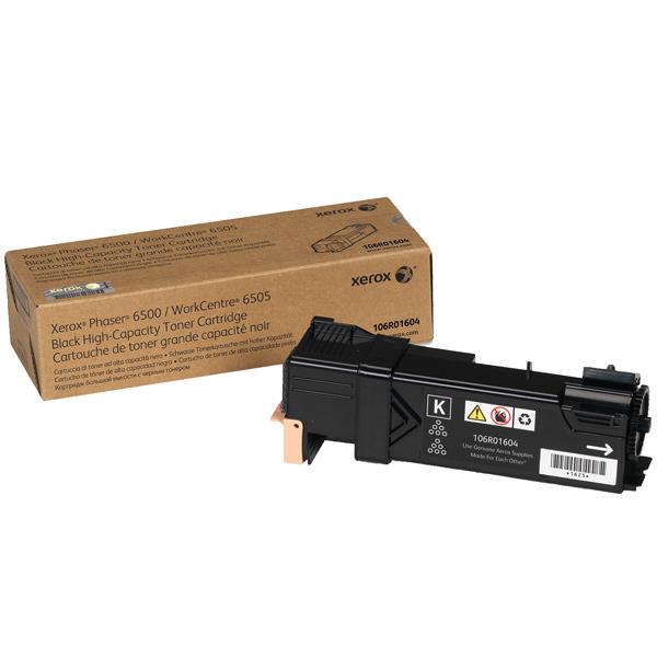 Картридж для лазерного принтера Xerox 106R01604 Black