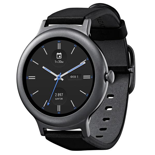 Смарт-часы LG