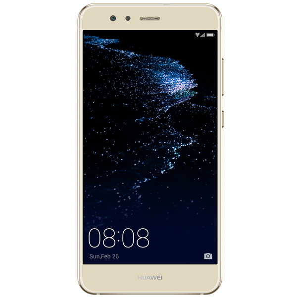 Смартфон Huawei P10 lite 32Gb Gold (WAS-LX1) huawei f362 черный 0 008гб 1 sim