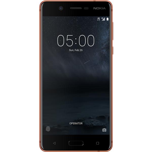 Смартфон Nokia 5 Copper карты памяти