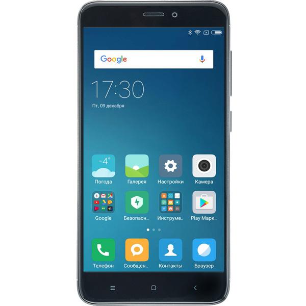 Смартфон Xiaomi Redmi 4Х 32GB Black