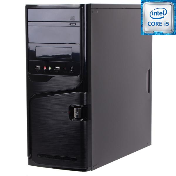 Системный блок Oldi Computers Home 360 (0486484)