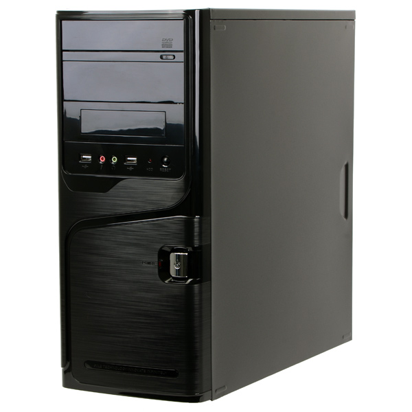 Системный блок игровой Oldi Computers Home 350 0490673