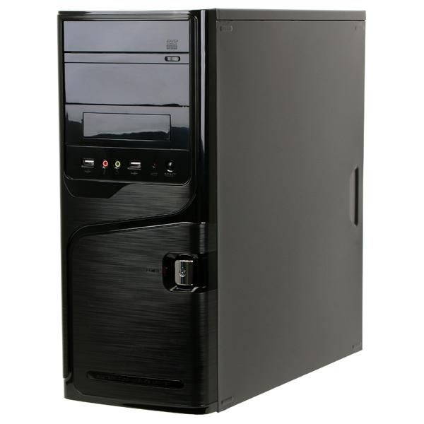 Системный блок игровой Oldi Computers Home 350 0490676