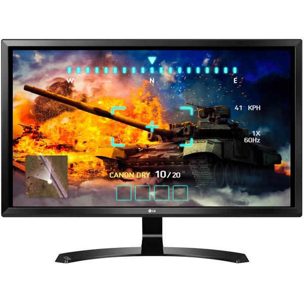 Монитор игровой LG 27UD58-B