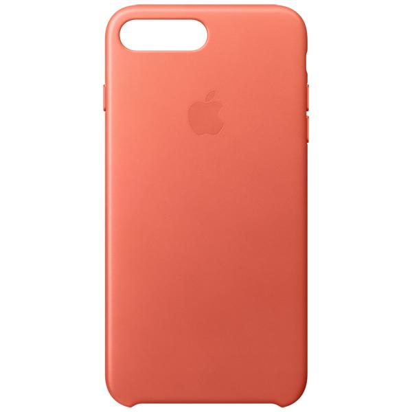 Кейс для iPhone Apple iPhone 7+ Leather Case Geranium (MQ5H2ZM/A) mercury goospery milano diary wallet leather mobile case for iphone 7 plus 5 5 grey