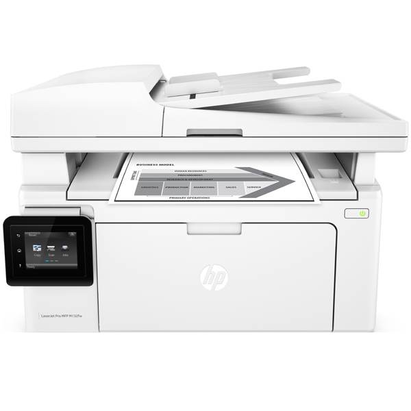 Лазерное МФУ HP LaserJet Pro MFP M132fw