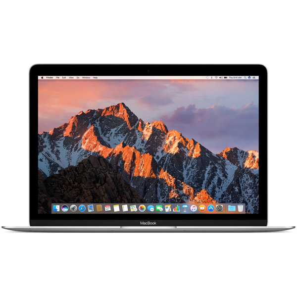 Ноутбук Apple MacBook 12 Core i5 1,3/8/256 SSD Sil