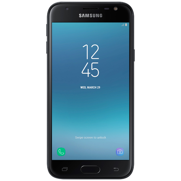 Смартфон Samsung Galaxy J3 (2017) Black (SM-J330F)
