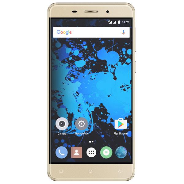 все цены на  Смартфон Highscreen Power Rage Evo Gold  онлайн