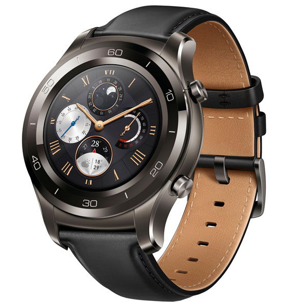 все цены на  Смарт-часы Huawei WATCH 2 Classic Gray(LEO-BX9)  онлайн