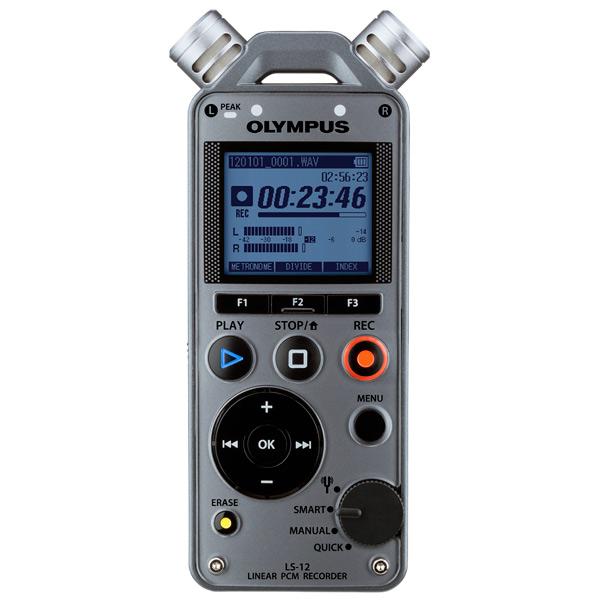 Диктофон цифровой Olympus LS-12 LS-12 цифровой диктофон digital boy 8gb usb ur08