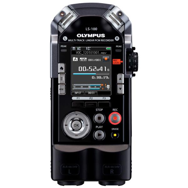 Диктофон цифровой Olympus LS-100 LS-100 цифровой диктофон digital boy 8gb usb ur08