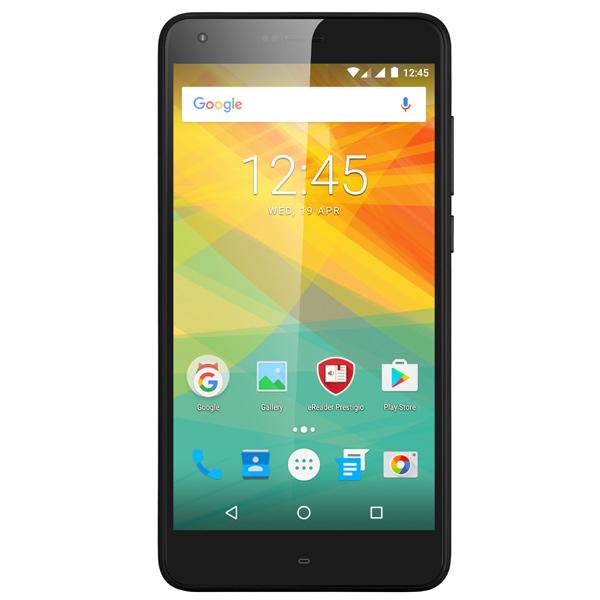 все цены на  Смартфон Prestigio Grace S7 Duo LTE Black (PSP7551)  онлайн