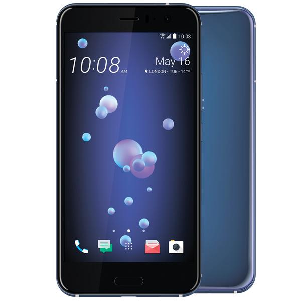 Смартфон HTC U11 64Gb Amazing Silver htc u ultra sapphire blue 64gb