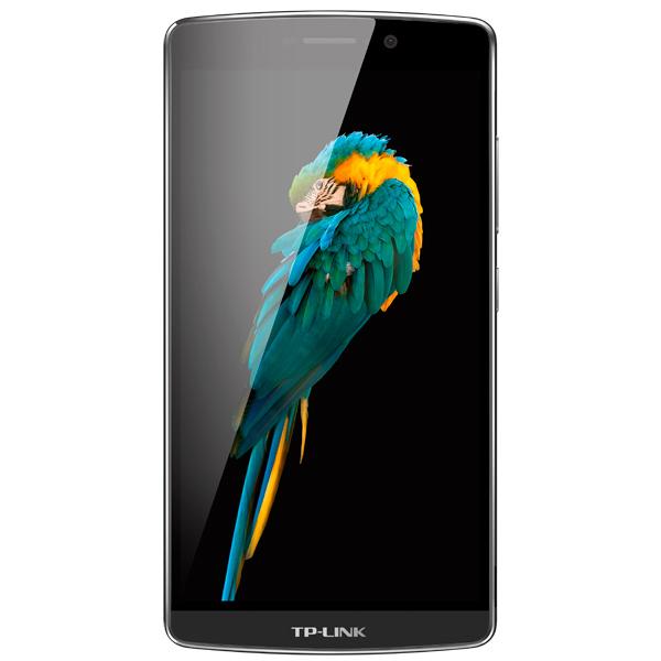 TP-Link, Смартфон  neffos c5 max dark grey (tp702a)
